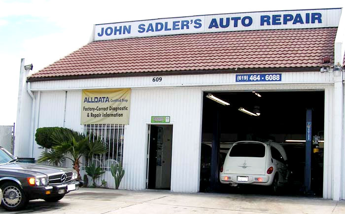 John Sadler's Auto Repair