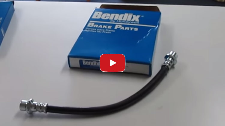 How to check brake hoses before installing them