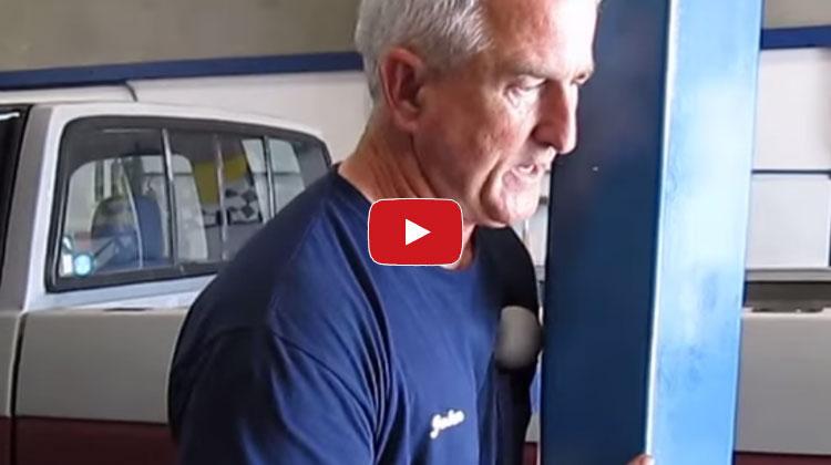 How to fix shoulder pain for Mechanics