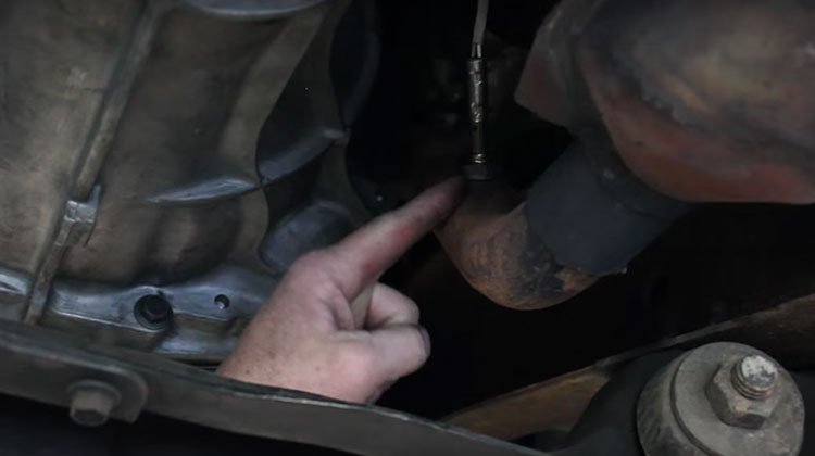 How to check an Oxygen Sensor on a 1996 Ford Ranger