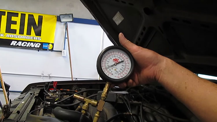 How to diagnosis a loss of power on a 1990 Ford Bronco 5.8L