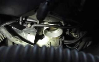 2000 BMW CODE P1510, Throttle Stuck or Jammed