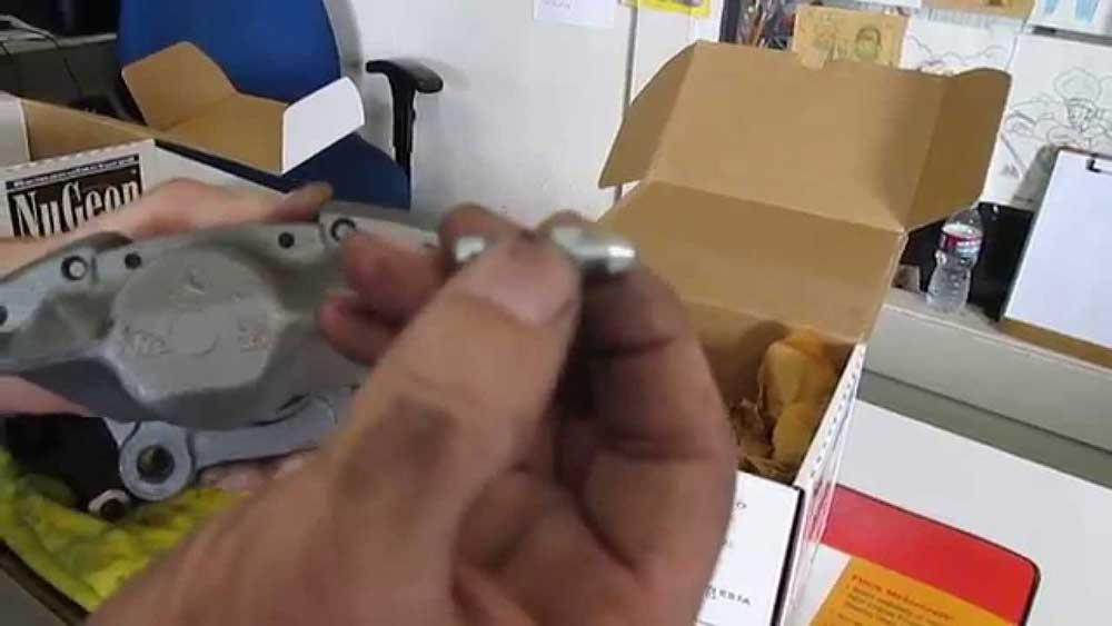 How to Exam a Rebuilt Brake Caliper for Poor Quality Workmanship