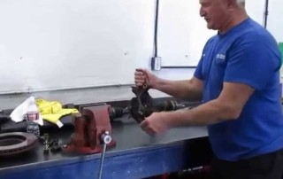 How to Replace a Wheel Bearing on Rusty Suspension