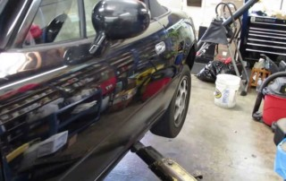 Lubricate Speedo Cable Making Noise