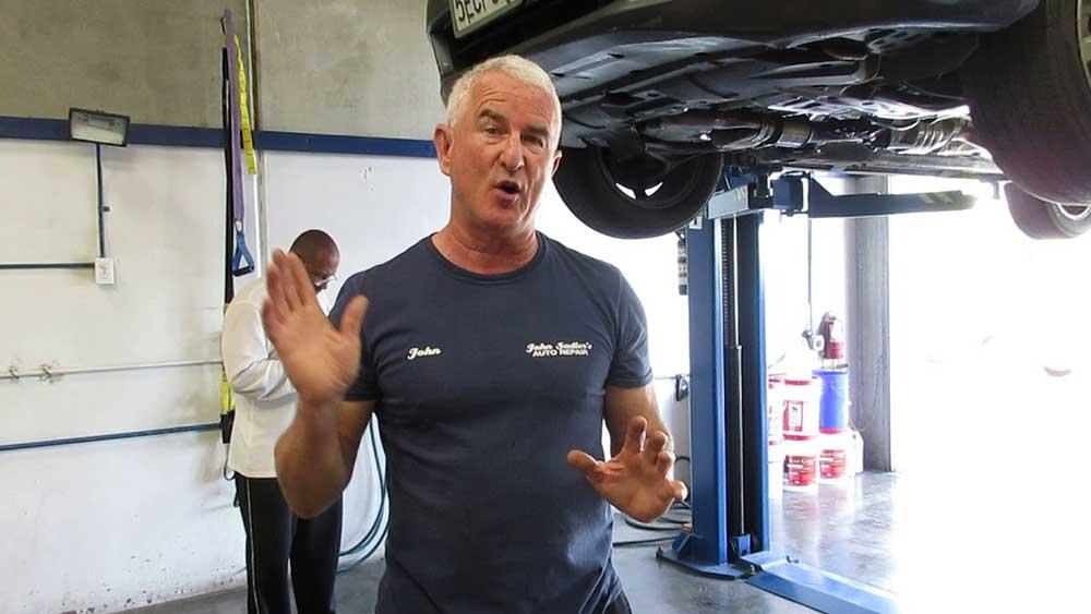Oil Leak on a Honda Accord | John Sadler's Auto Repair
