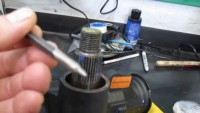 Power Steering Fluid Leaking on a General Motors Steering Gear Box