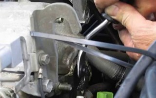 Toyota Cam Seal Removal