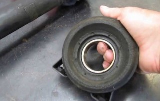 VOLVO CENTER / CARRIER SUPPORT BEARING ON THE DRIVESHAFT