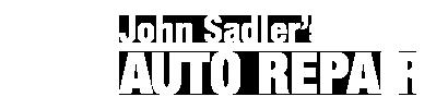 John Sadler's Auto Repair Logo