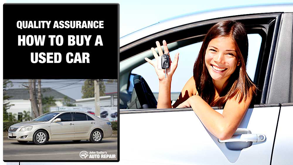 Quality Assurance: How To Buy A Used Car