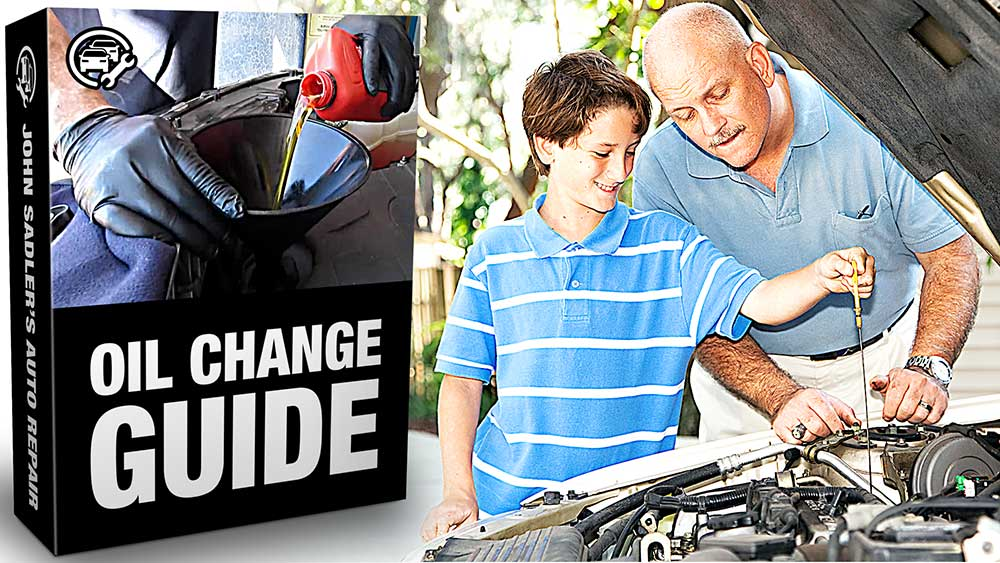Oil Change Guide: Learn To Change Your Engine's Oil