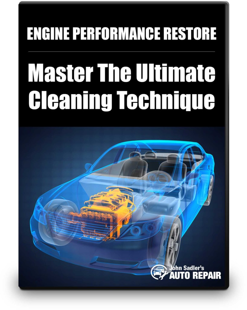 Engine Performance Restore: Master The Ultimate Cleaning Technique