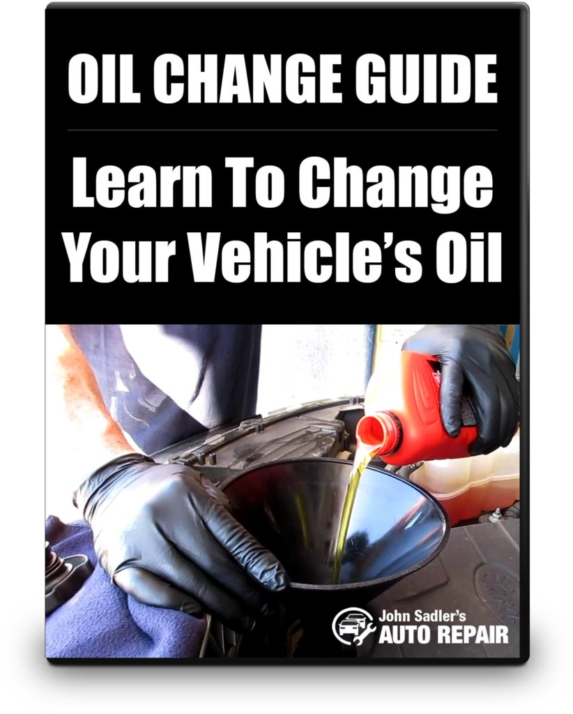 Oil Change Guide: Learn To Change Your Vehicle's Oil